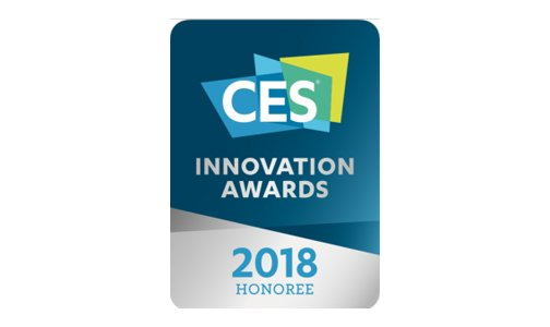 CES Innovations Award 2018